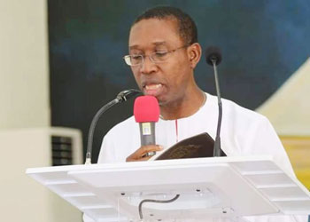 Okowa Explains Special Interest in Youth Empowerment