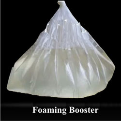 Foaming booster