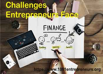 Critical Challenges Entrepreneurs Face