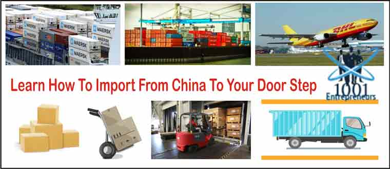 mini importation business from china