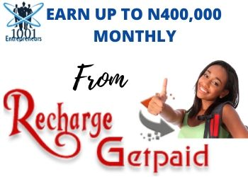 Recharge And Get Paid Image