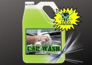 Car wash liquid soap